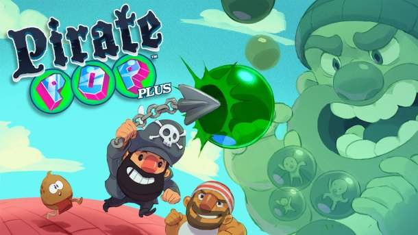 Nintendo Download | Pirate Pop Plus