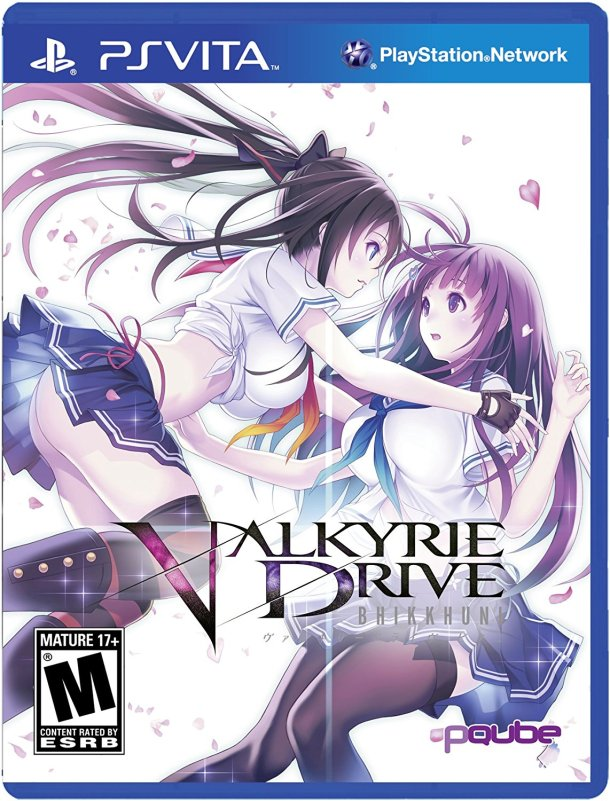 Valkyrie Drive | Cover Art