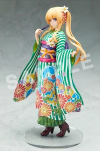 Saekano | Eriri Spencer Sawamura, Kimono Figure 5