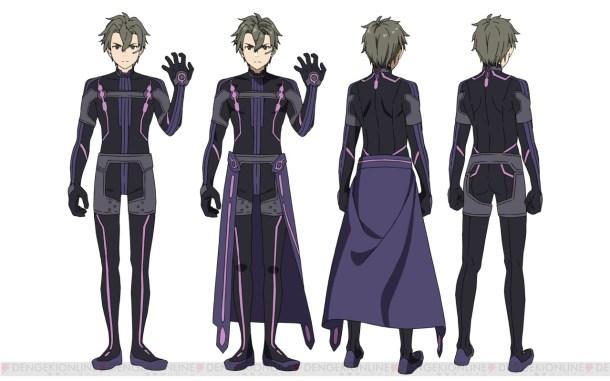 Sword Art Online: Ordinal Scale | Eiji 2
