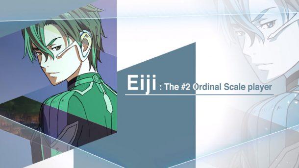 Sword Art Online: Ordinal Scale   Eiji 1