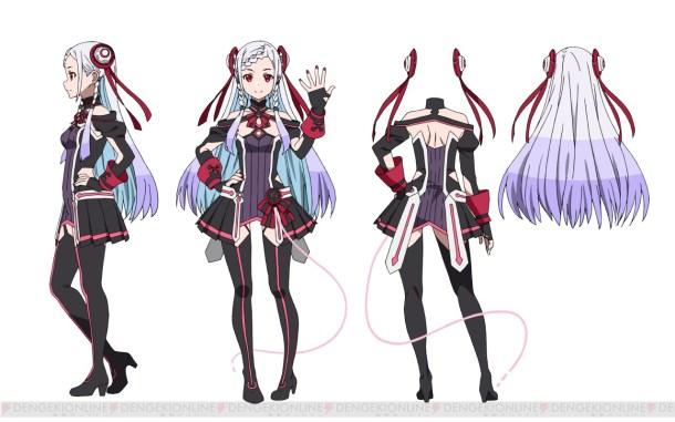 Sword Art Online: Ordinal Scale   Yuna 2