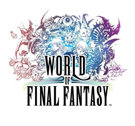 World of Final Fantasy | logo