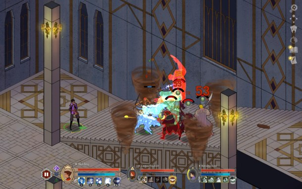 Masquerada | Battle