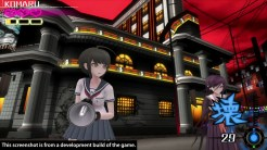 Ultra Despair Girls in-game