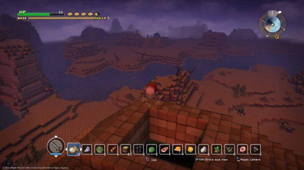 Dragon Quest Builders   Exploration