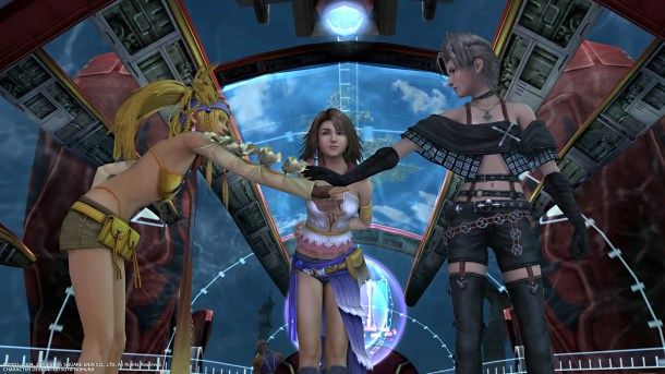 Countdown to Final Fantasy XV | Final Fantasy X-2 Screenshot 2