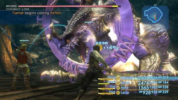 Countdown to Final Fantasy XV | Final Fantasy XII Screenshot 3