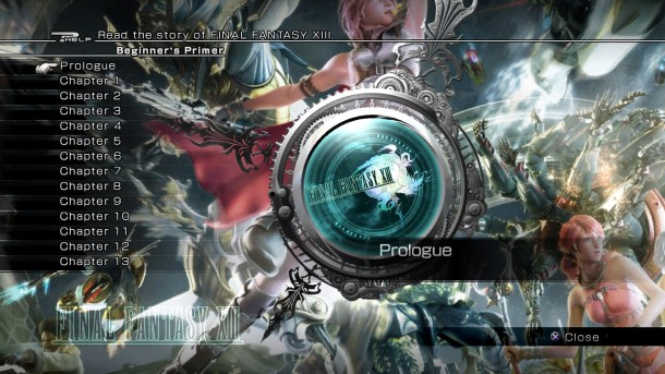 Countdown to Final Fantasy XV | Final Fantasy XIII-2 Screenshot 2