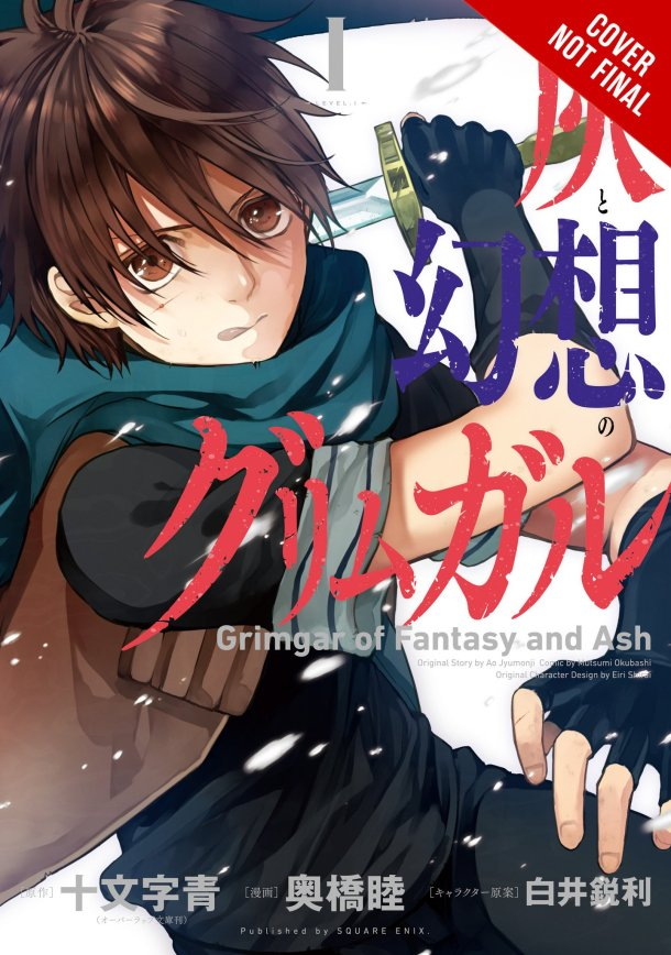 Grimgar of Fantasy and Ash | Manga