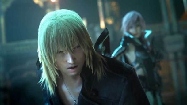 Countdown to Final Fantasy XV | Lightning Returns Final Fantasy XIII Screenshot 1