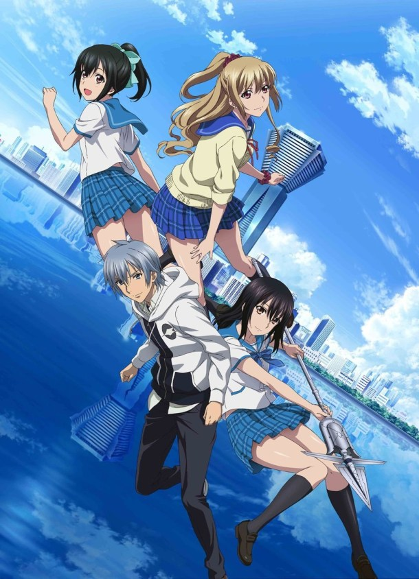 Strike the Blood II | Key Visual