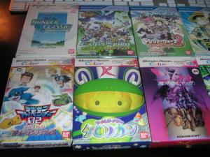 Import gaming with Wonderswan | A collection of games