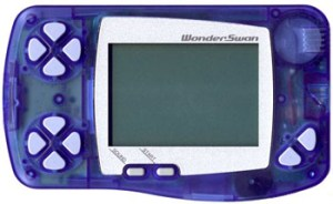 Import gaming with Wonderswan | Wonderswan