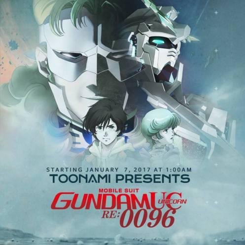 Gundam Unicorn RE: 0096