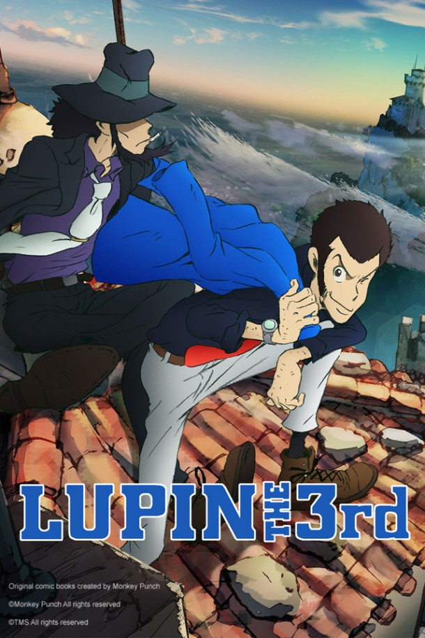 Lupin III: Part IV | Key Art