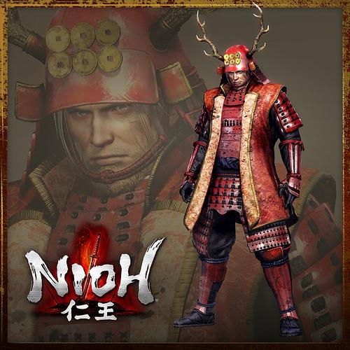 nioh-sanada-armor