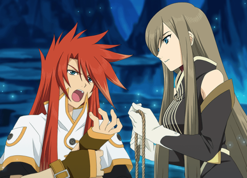 Tales of the Abyss Luke, Tear