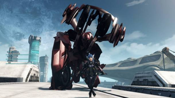 Xenoblade Chronicles X | The exciting moment when I finally built an Ares 90.