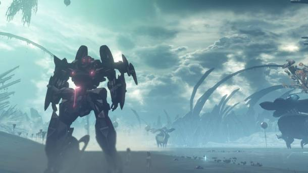 Xenoblade Chronicles X | Viewing Sylvalum