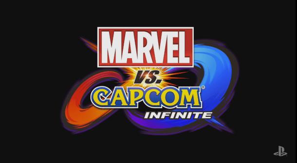 Marvel VS Capcom Infinite | title