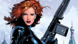 Marvel Vs Capcom | Black Widow