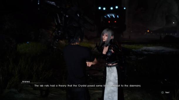 Final Fantasy XV | Aranea
