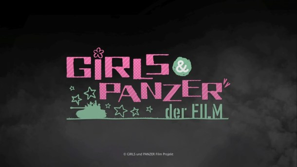 Girls und Panzer der Film | Header