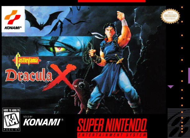 Nintendo Download | Castlevania Dracula X