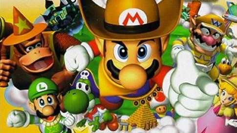 Nintendo Download | Mario Party 2