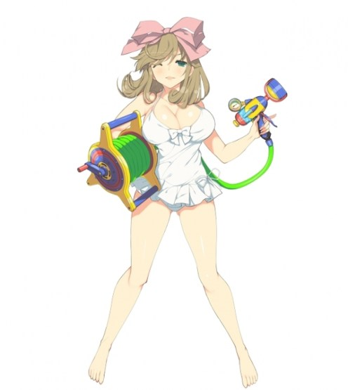 Senran Kagura Peach Beach Splash 16