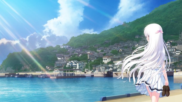 Summer Pockets promo image