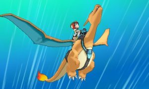 Pokémon Sun & Moon | Ride Charizard