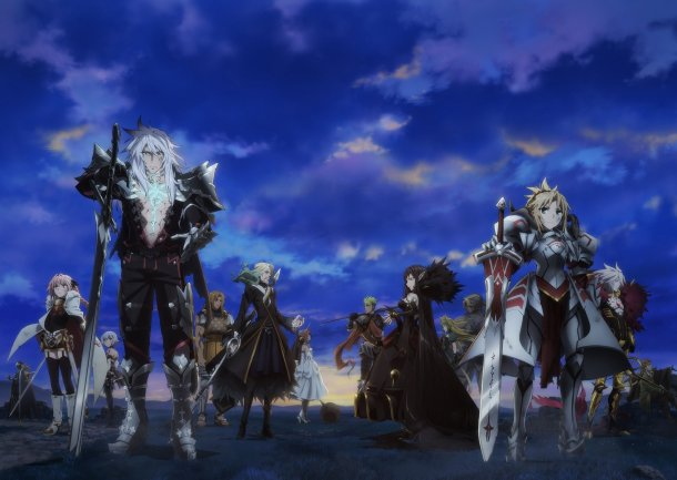 Fate/Apocrypha | Key Visual