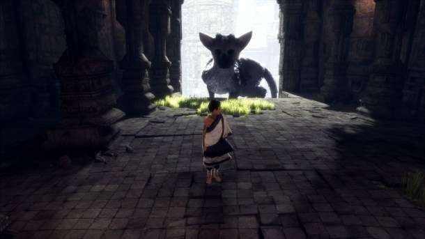 The Last Guardian | The boy and Trico