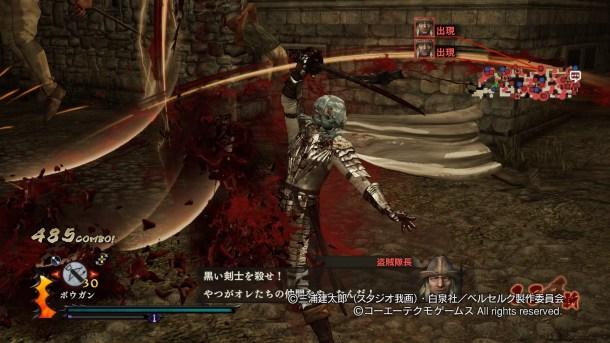 Berserk Musou | Mayhem