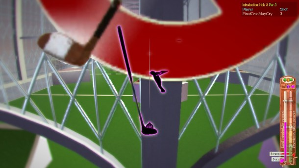 Vertiginous Golf | Difficulty