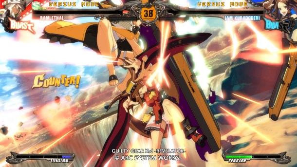 2016 oprainfall Awards | Guilty Gear Xrd Revelator