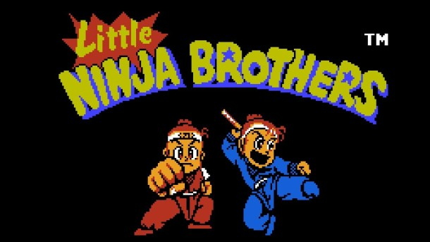 Nintendo Download | Little Ninja Brothers