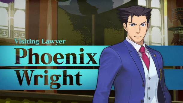 2016 Oprainfall Awards | Phoenix Wright