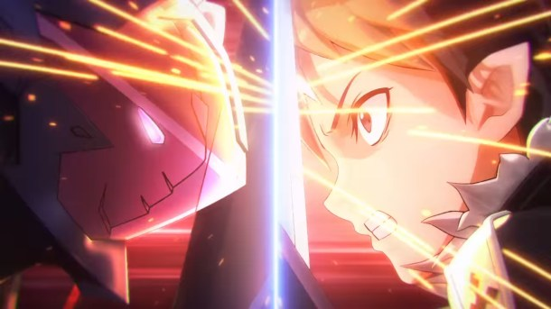 Accel World VS Sword Art Online | Black Lotus and Kirito