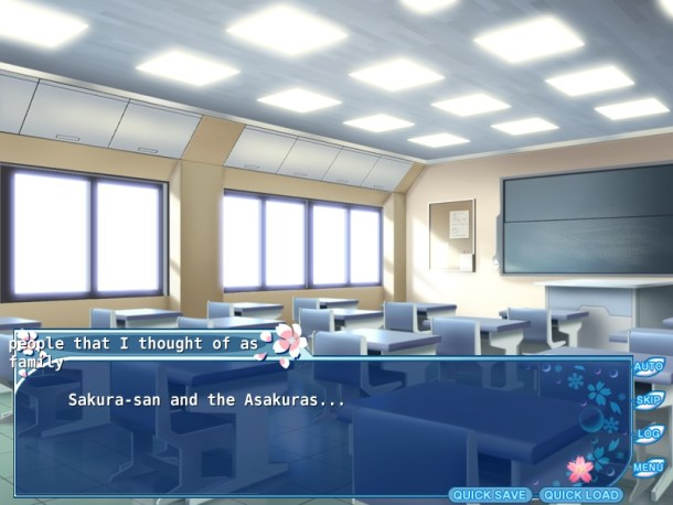 Da Capo II | Text formatting