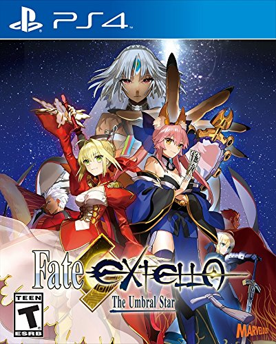 Fate/Extella Cover