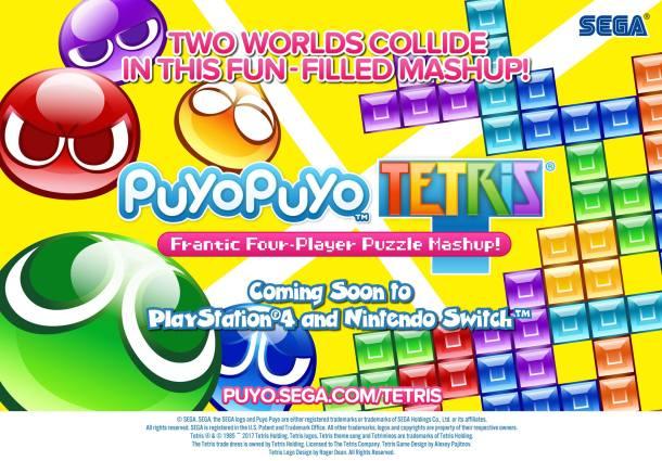 Nintendo Download | Puyo Puyo Tetris