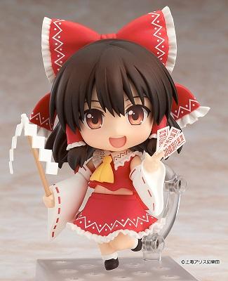Good Smile Company Nendoroids Reimu Reimu