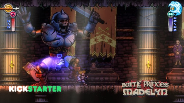 Battle Princess Madelyn | Boss