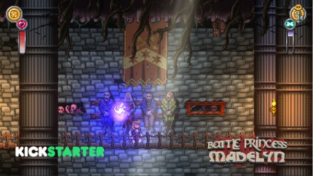 Battle Princess Madelyn | Kickstarter