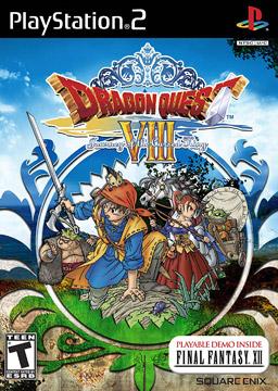 Dragon Quest VIII | Original Cover