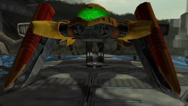 Metroid Prime 3 | Gunship