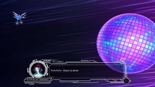 Stardust Galaxy Warriors SC | Villain